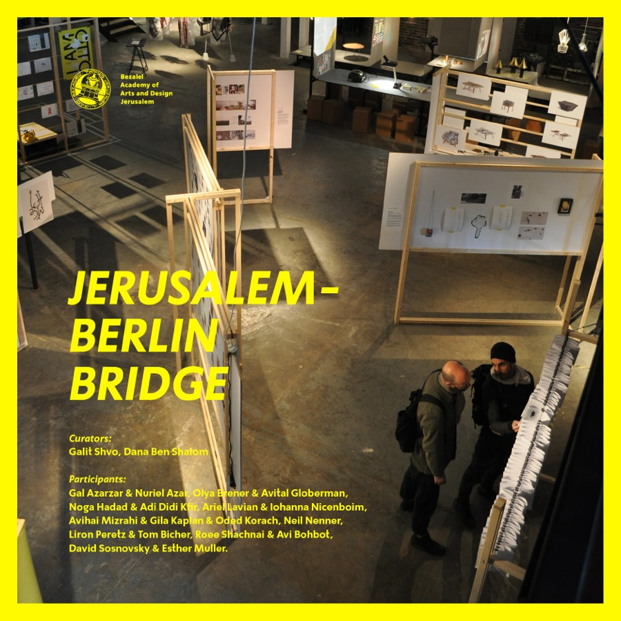 Jerusalem Berlin Bridge