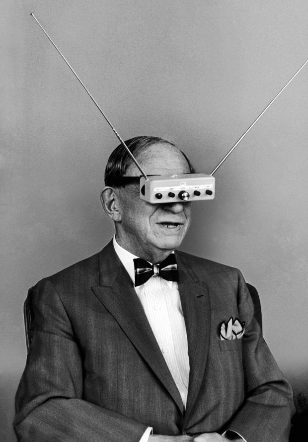 Hugo Gernsback משקפי הטלוויזיה של