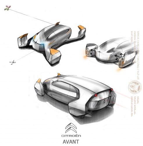 תפקיד מנהל עיצוב לקראת רכב אוטונומי - איתן מלמד