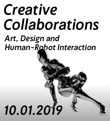 אומנות, עיצוב וממשק אדם-רובוט