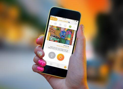 Challenge36 - פלטפורמה דיגיטלית חברתית המסייעת למתבגרים בגיבוש זהות עצמית חיובית ויציבה, באמצעות מסגרת לא פורמלית ליצירה