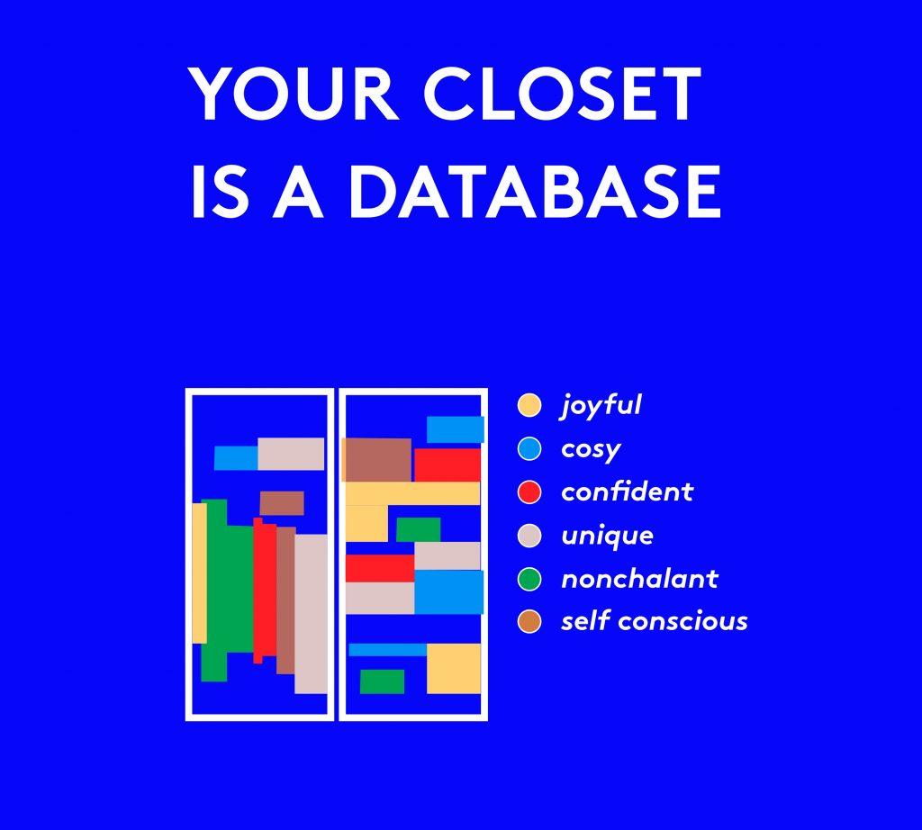 הארון כמאגר מידע- בין בגדים, הרגלים ונתונים. שיחה עם יוליה סיוריבר וסתיו מנדלבאום
