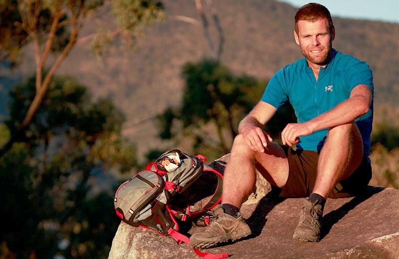 Richard Bowles SOURCE Run in Israel