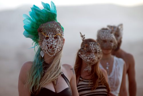 Spirit masks