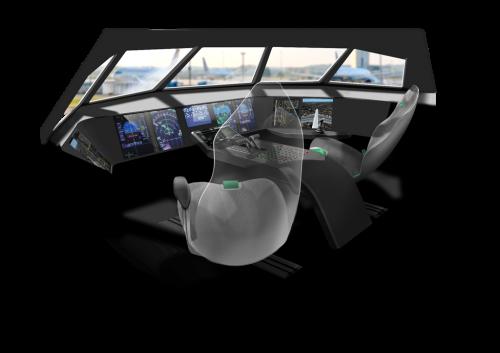 זווית קריטית: עיצוב תא טייס בסביבה רוויית אוטומציה