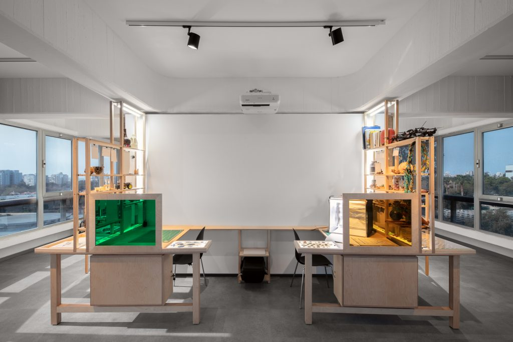 ביאנלה לעיצוב 2020 מוזאון ארץ ישראל